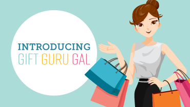 Introducing Gift Guru Gal!