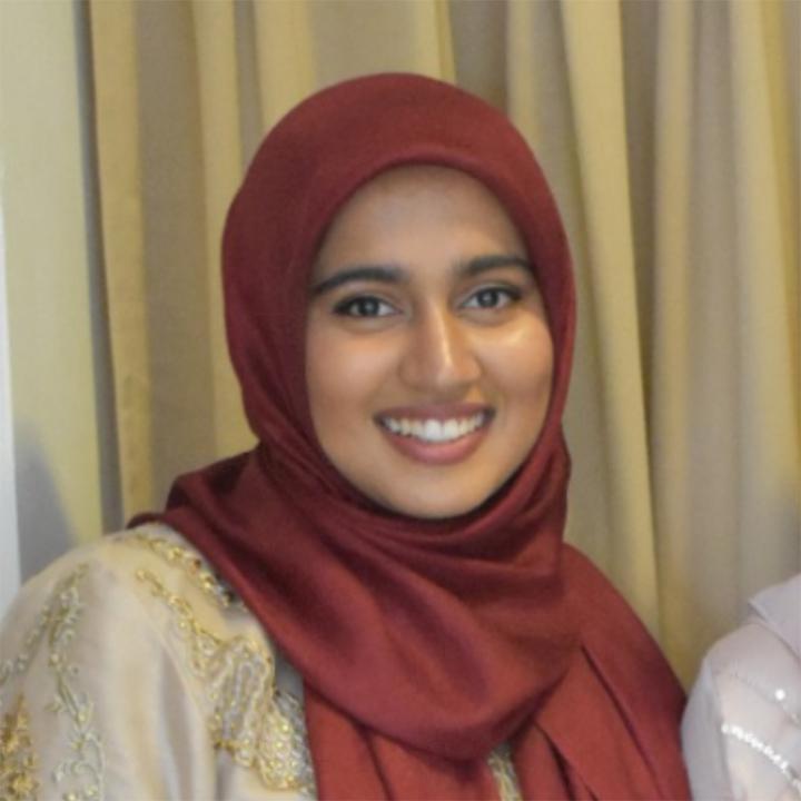 Faathima Sufi Ismail – Digital Media Coordinator