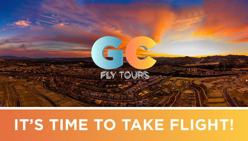 Time to take flight with GC Fly Tours a new way to experience community spaces virtually